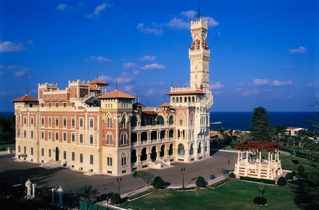 El Palacio del Montazah , Alejandría