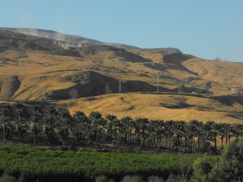 Vale da Jordânia