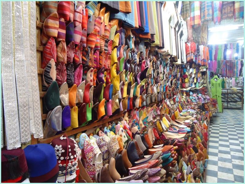 Mercati Vivaci di Agadir