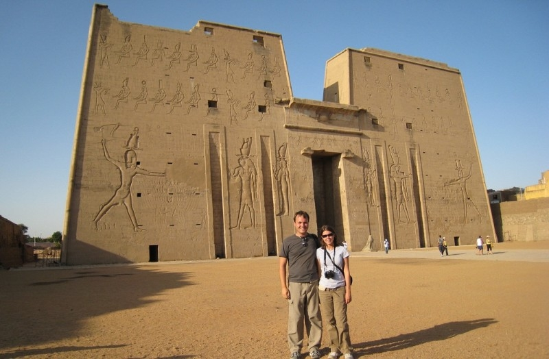 Edfu Temple | Temple of Horus | Egypt