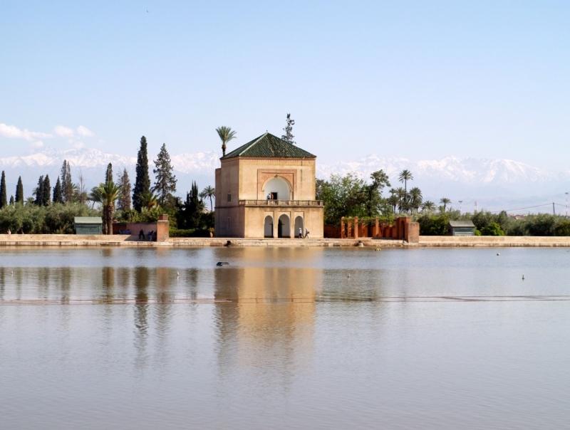 Jardins de Menara, Marrakech