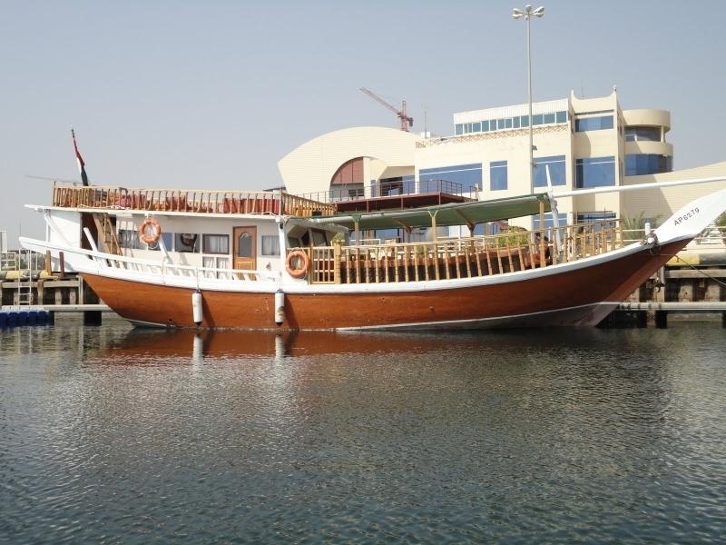 Dhow Cruzeiro, Dubai