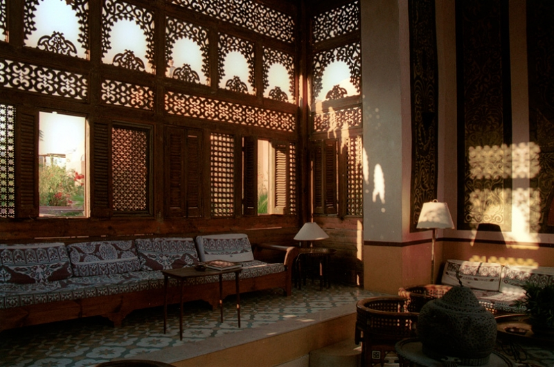 Turkish Style Design, Hotel Al Moudira