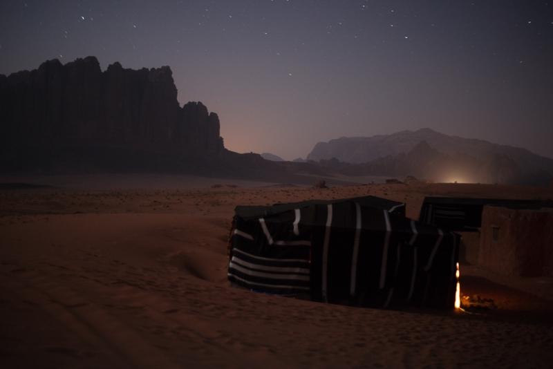 Wadi Rum Desert Camping