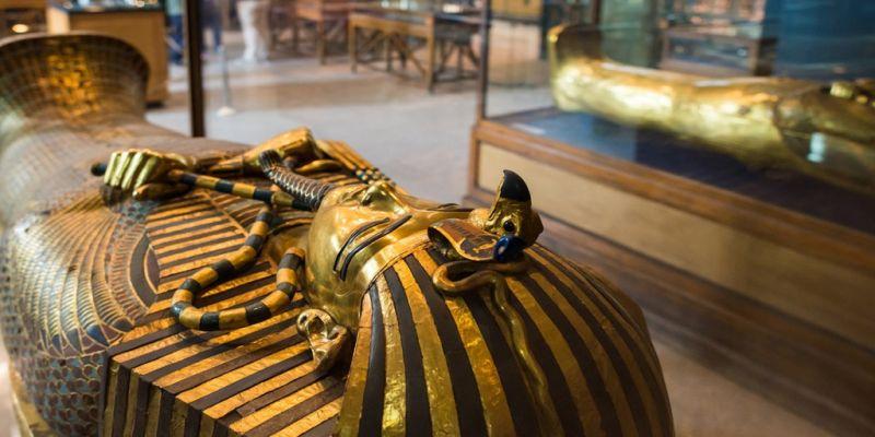 Le Musée égyptien du Caire
