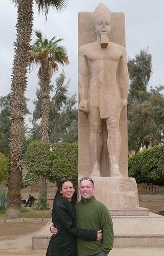 2 Tage Ausflug nach Kairo mit dem Flug