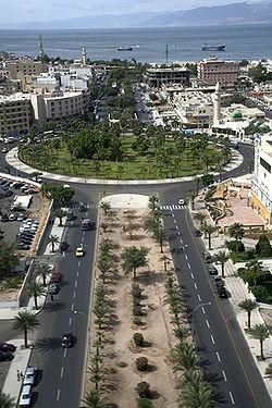 il Porto di Aqaba