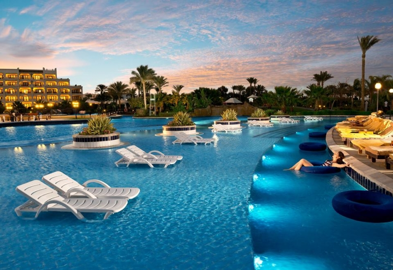 Pool View of Steigenberger Al Dau Beach Hotel Hurghada