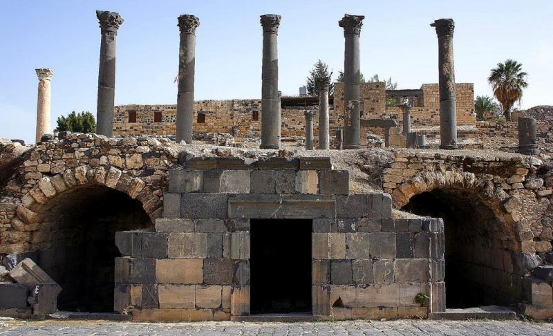 Umm Qais, Ancient Gadara in Jordan | Theodorus