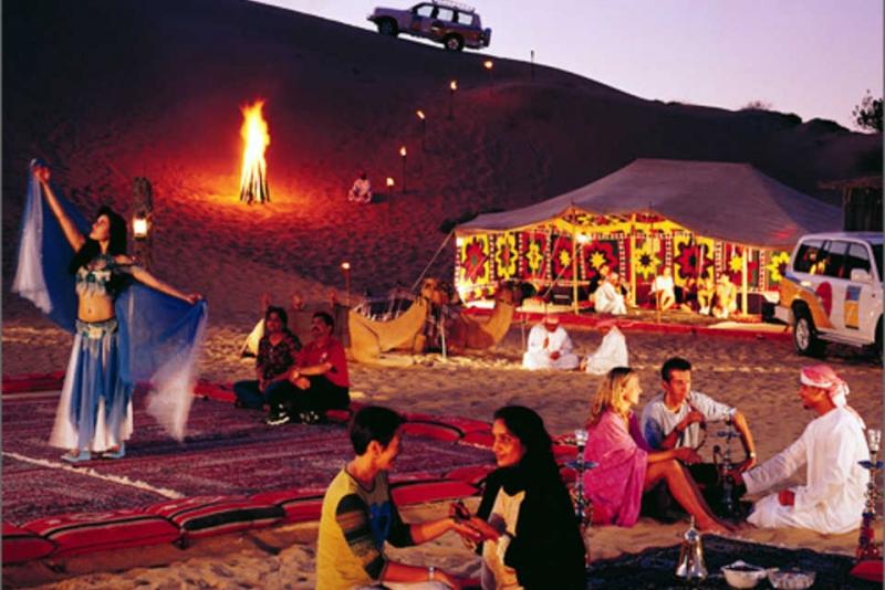 Safari no Deserto, Hurghada