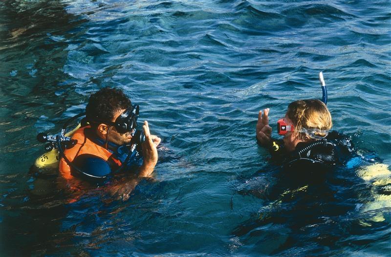 Mergulho em Aqaba