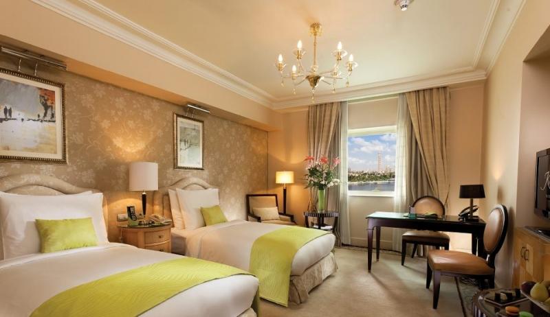 Kempinski Nile City Hotel Cairo