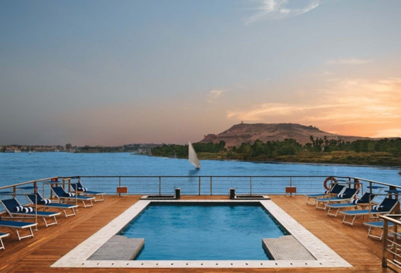 The Oberoi Zahra Pool