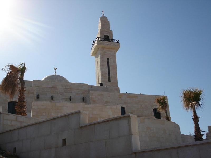 Shrine of Prophet Hud