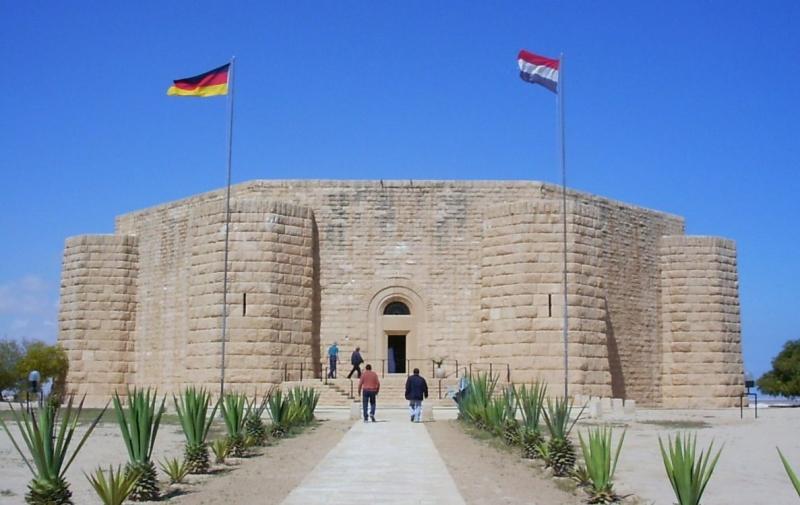 Trip to World War II Cemeteries in El Alamein