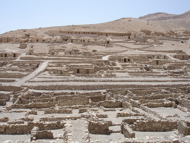 The Settlement of  Deir el-Medina