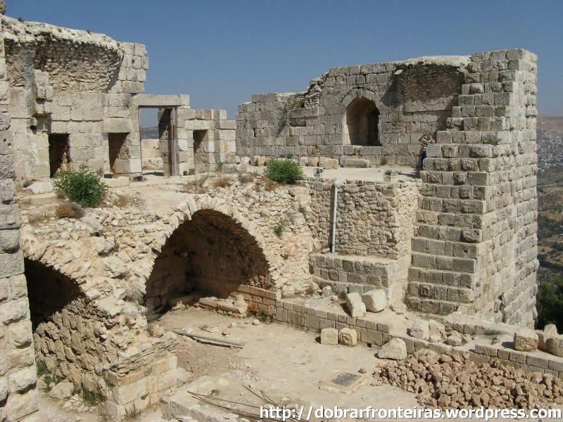 Ajloun, na Jordânia