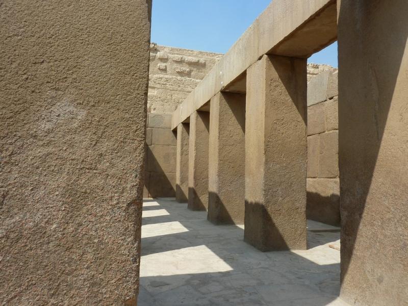 Valley Temple Cairo Temple in Giza Cairo