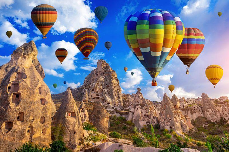 The Ancient city of Cappadocia