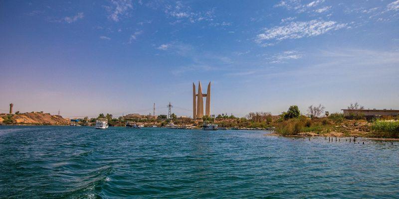 Rio Nilo Egito