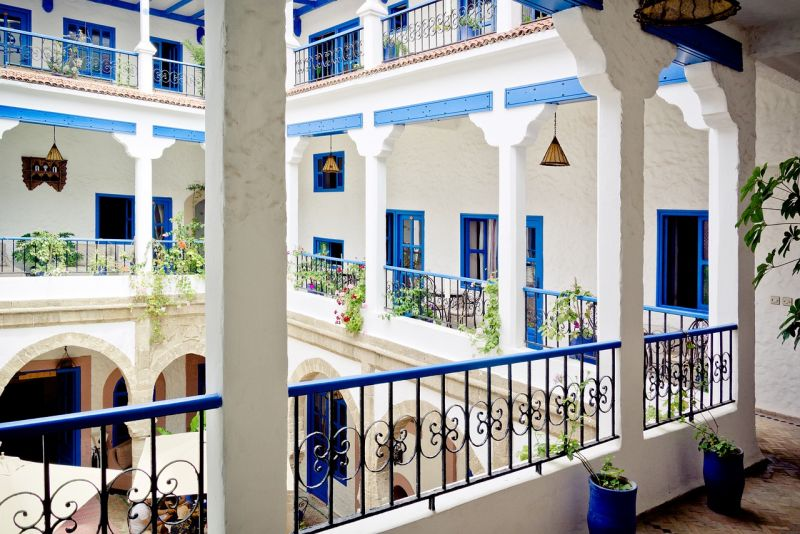 A Full Guide about Accommodation in Morocco