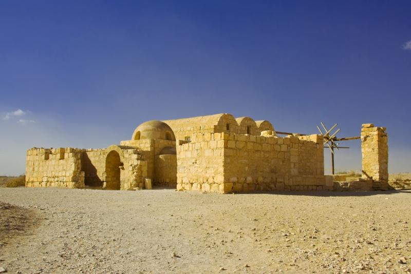 Castelos do deserto - Jordânia