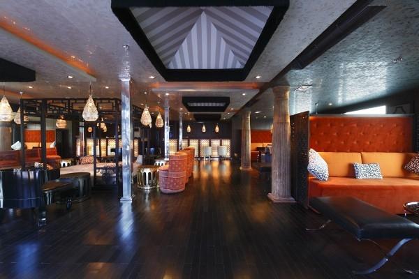 Mövenpick Assuan Kairo Nilkreuzfahrt Lounge