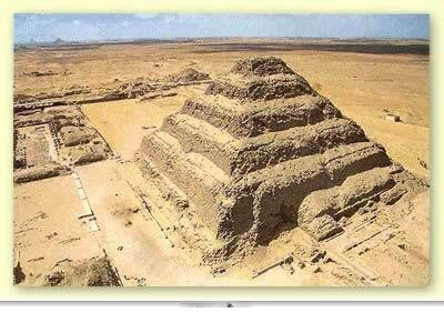 La Pyramide d'Hawara