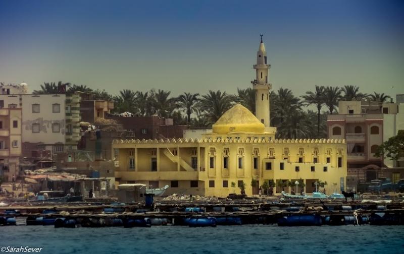 Rosetta City (Rashid), Egypt