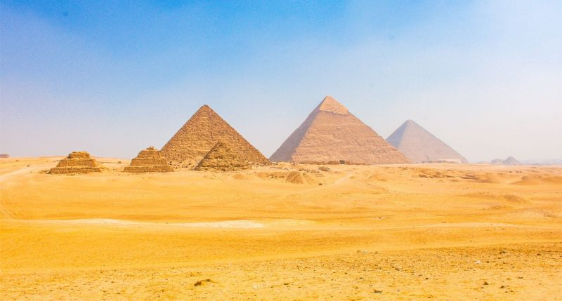 The Old Kingdom of Ancient Egypt