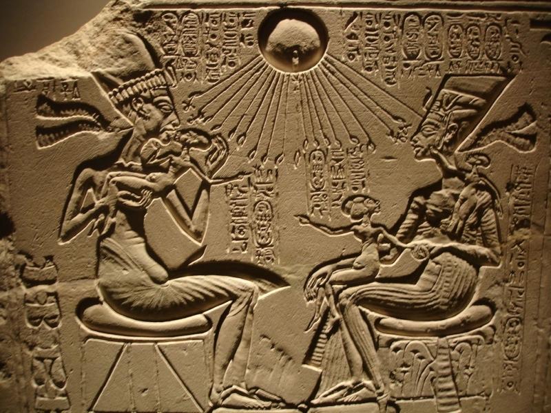 le nouvel empire de l u0026 39  u00c9gypte antique