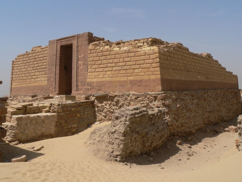 Tempio di Karanis, Oasi El Fayoum