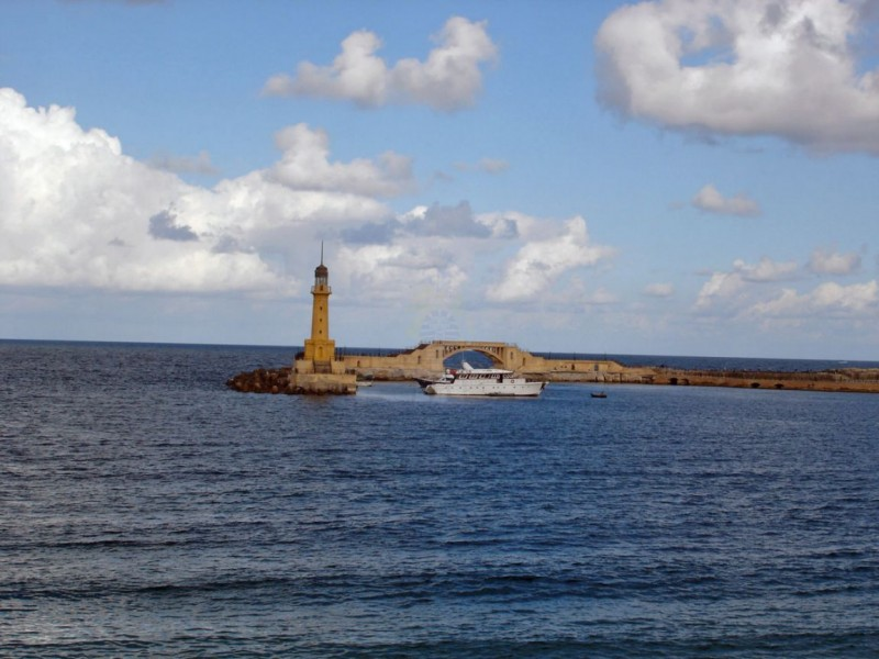 The Lighthouse , Alexandria