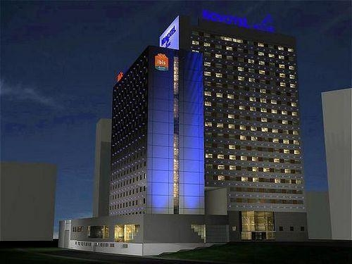Novotel Casablanca Hotel
