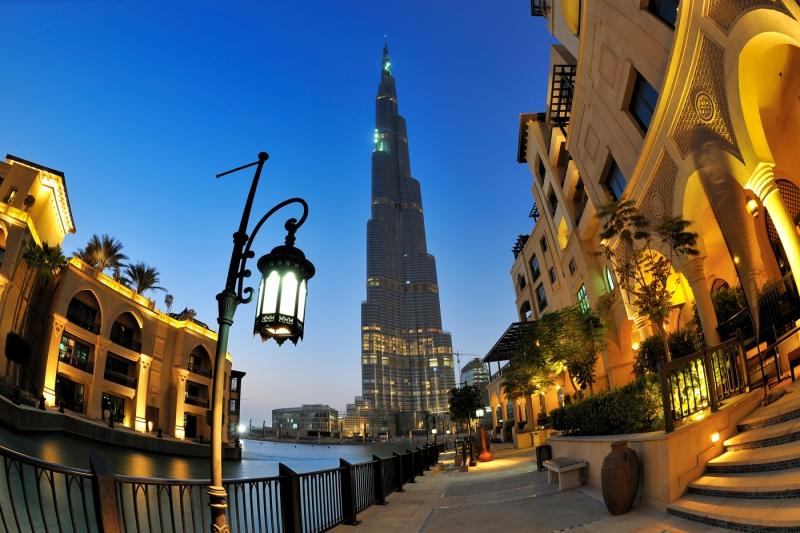Visita Dubai e Salita Burj Khalifa