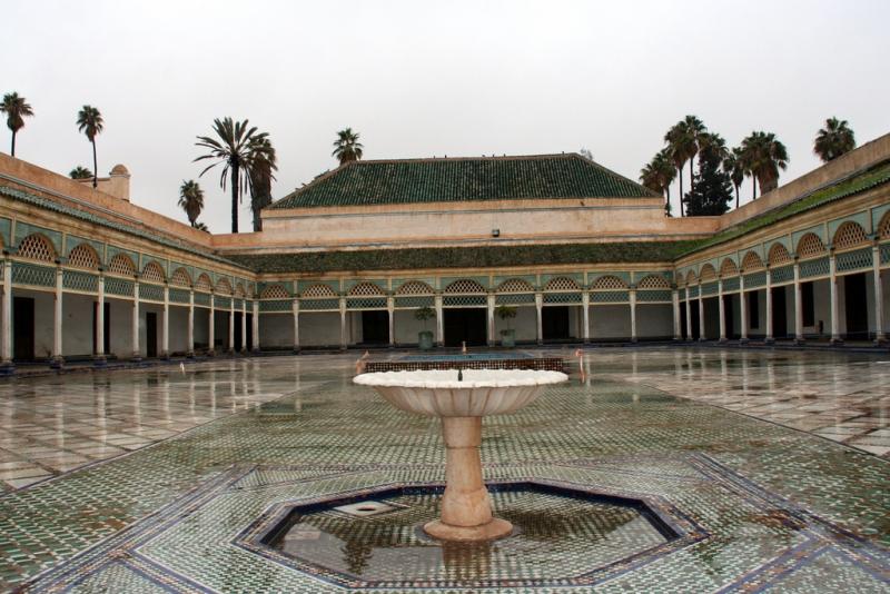 trip marrakech from casablanca