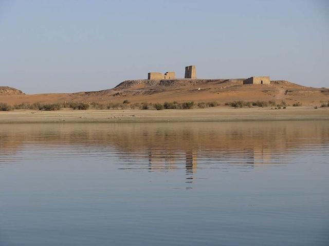 Qasr Ibrim Island