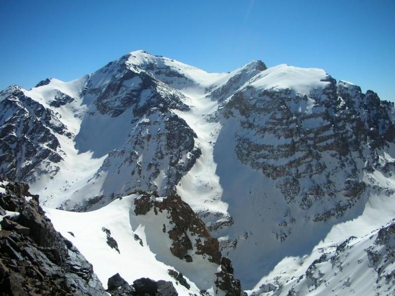 Montagna di Toubkal