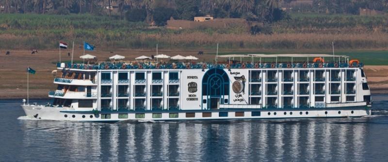 Sonesta Moon Goddess Cruise - Luxor- Aswan - 03 & 07 nights Each Saturday(索尼斯塔月亮女神邮轮 - 卢克索 -阿斯旺 - 3晚和7晚,每周六)