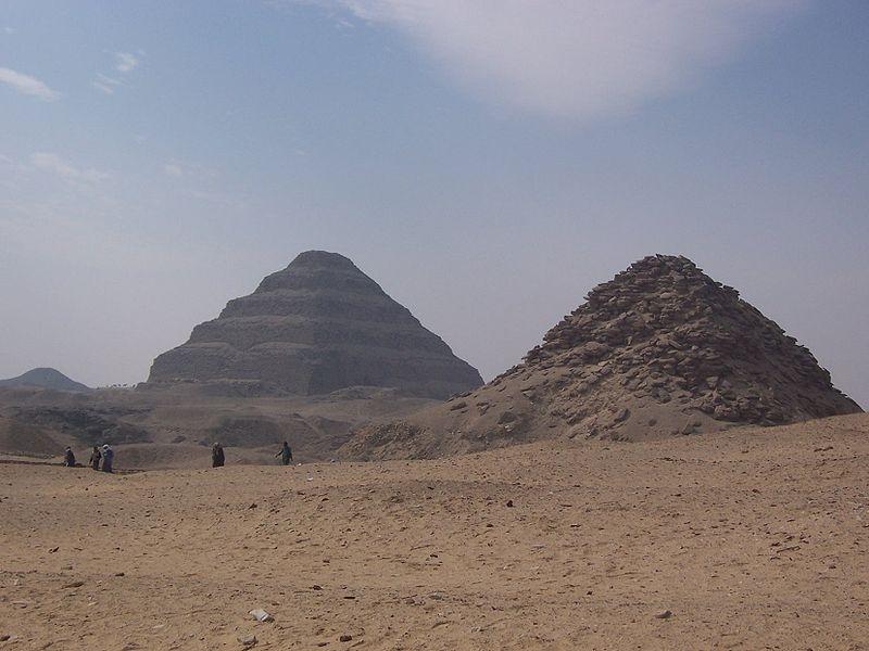 Pyramid of Userkaf, Egypt