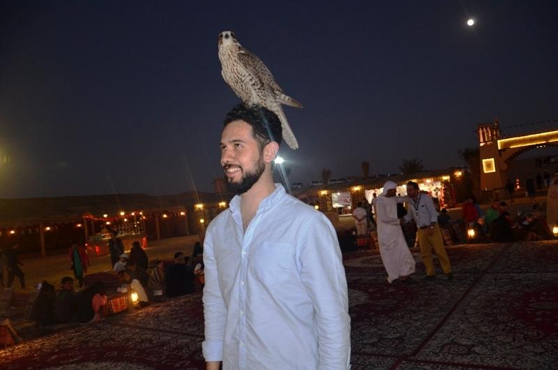 Dubai Desert Safari Trip with BBQ Dinner