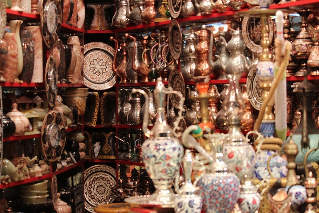 Souvenirs shops., Grand Bazaar