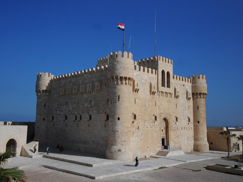 Fortezza di Qaitbay, Alessandria
