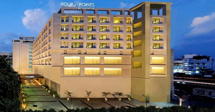 FOUR POINTS BY SHERATON AGRA HOTEL