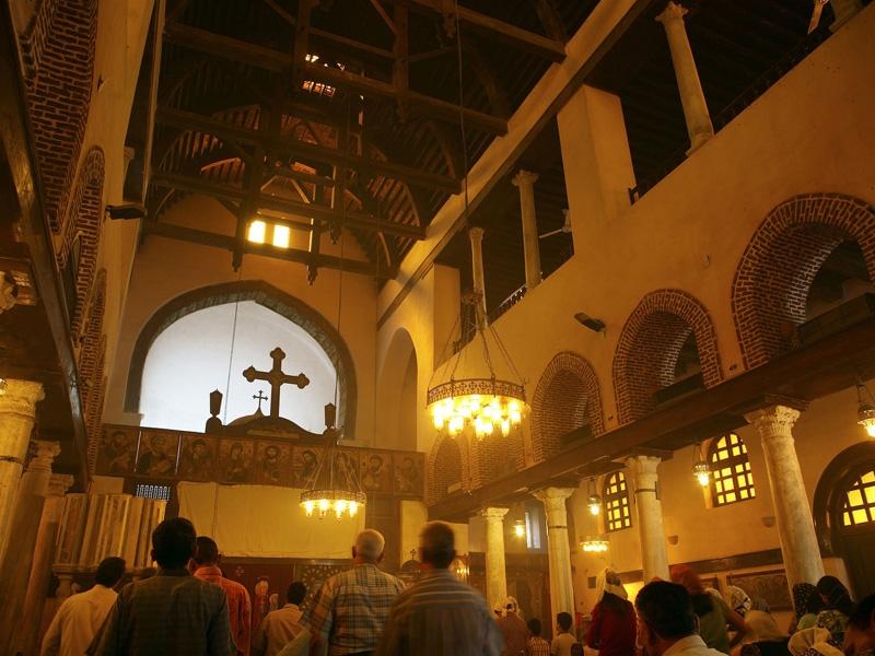St-Barbara Church in Coptic Cairo