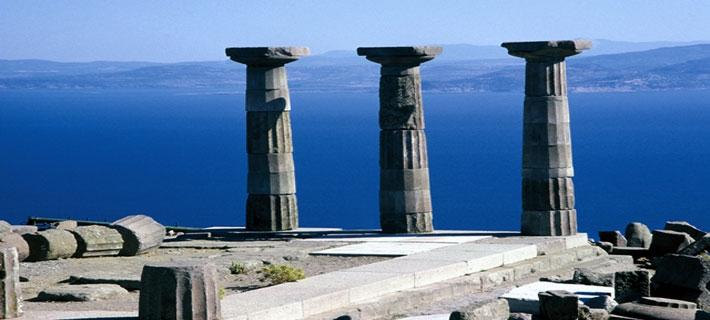 Assos Historic Site of Turkey