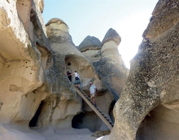 Excursion dans une journée en Cappadoce