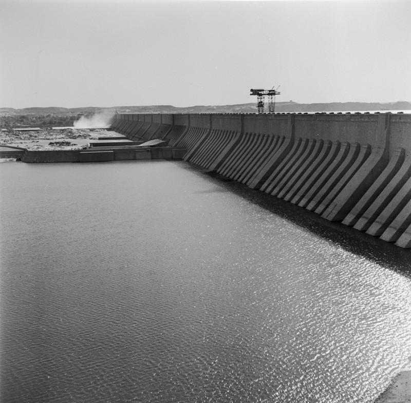 Aswan High Dam, Aswan