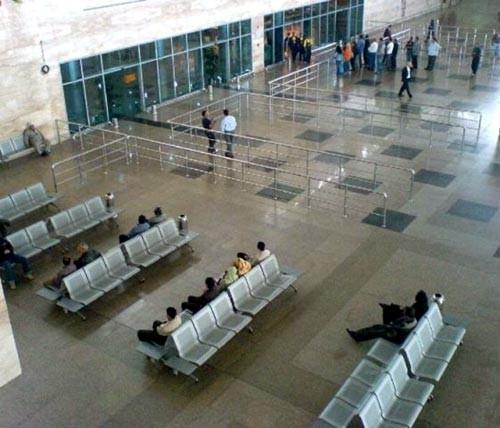 Arrival procedures at Cairo International Airport