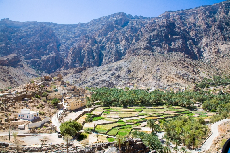 Balad Sayt in Oman